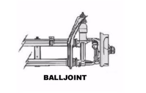 Balljoint Front Beam