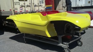Genesis Yellow with Side Pods 2