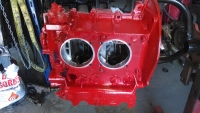 2180cc VW Engine Block