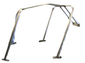 4 pt Roll Bar Show Cage