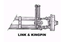 Kingpin Front Beam