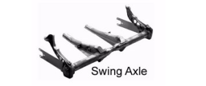 Swing Axle Torsion