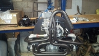 1641CC VW Engine Progrssive 2-Barrel