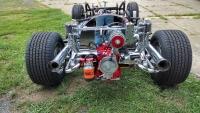 2180cc 160HP VW Engine Dual 44mm 2-Barrels