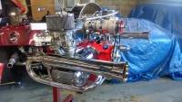 1641cc VW Engine Dual 40mm 2-Barrels