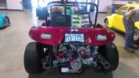 Carolina Dune Buggies Chassis & Engine Raleigh NC VW Show Winner
