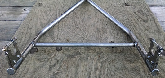 Tow Bar fits Dune Buggy, VW & Berrien Chassis