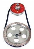 Red Standard Size Pulley Kit