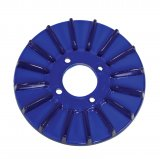 Generator Pulley Cover Blue
