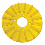 GEN. PULLEY COVER, GOLD/YELLOW