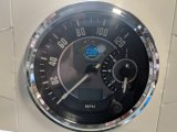 "CDB 4-1/2"" Old Style VW, Dual Gauge - 120mph GPS Speedometer / 8K Tachometer (w/ turn signal and high beam)"