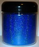 "Dark Blue .004"" Holographic Metal Flake"