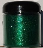 "Emerald Green .004"" Metal Flake"