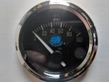 CDB Old Style VW, Oil Pressure Gauge 0-100psi (90° Sweep)