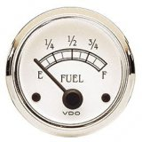 Fuel Gauge 10-180 ohms Royale Series