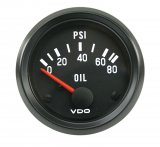 Oil Pressure Gauge 0-80 PSI
