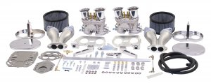 Dual Carb 40mm HPMX Kit